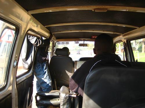 Minibus to Old Town