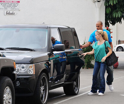 Kendra Range Rover