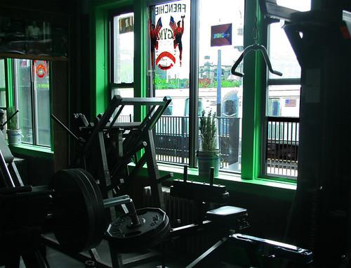 Gym Ext 08