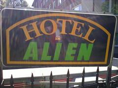Hotel Alien
