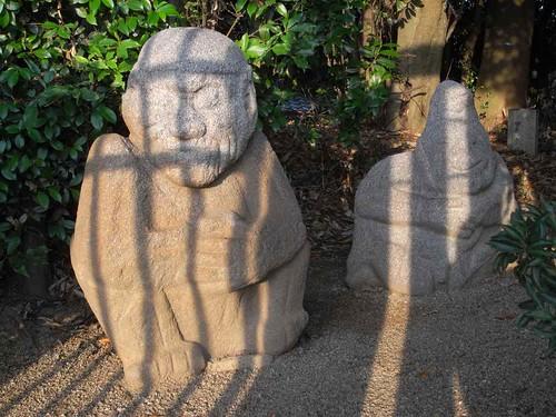 猿石(吉備姫王墓)@明日香村-09