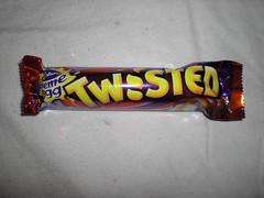 Cadbury Twisted Creme Egg bar (Like_the_Grand_Canyon) Tags: uk bar candy sweet chocolate british schokolade schoko riegel