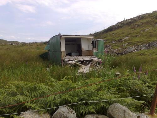 the pig hut