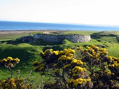 Broch north of Brora