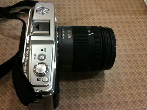 E-P1 + G VARIO 14-45mm