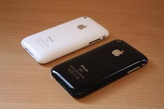 Source: Black & White iPhone 3GS Comparison by humedini on Flickr