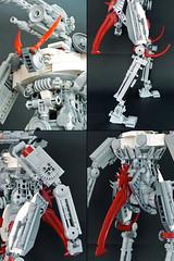 Choronzon (-Kaye-) Tags: robot lego fantasy mecha