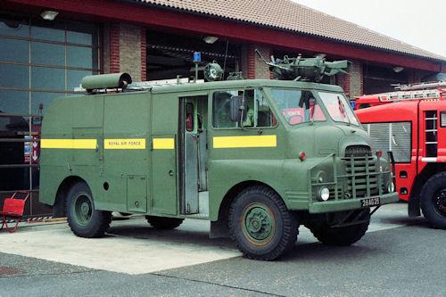 28AJ25, RAF Chivenor