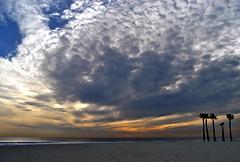 Big Sky (Fotomondeo) Tags: sea sky espaa beach valencia clouds mar spain sand nikon playa arena alicante cielo nubes d3000 laplayadesanjuan gettyiberiasummer