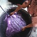 dyeing process