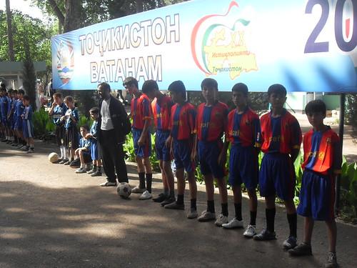 В Курган-Тюбе прошли мероприятия в честь Дня молодежи Таджикистана (3)