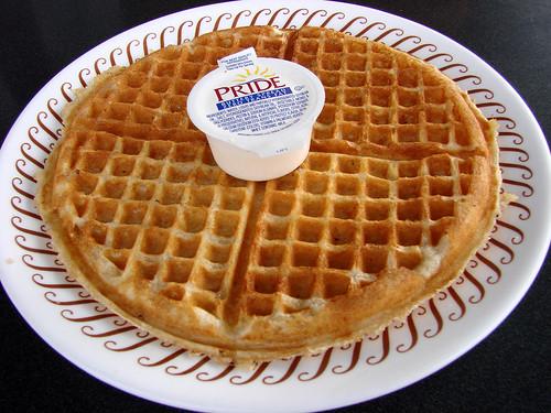 Waffle House Waffle-1