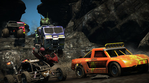 MotorStorm: Pacific Rift game update 1 screenshot 04