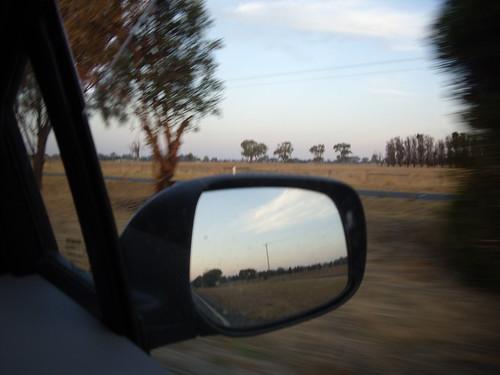 Late drive home
