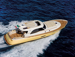 Dolphin 54' (mochicraft-yacht) Tags: sea italy sun boat fly italian barca mare sailing yacht dolphin top craft lobster mochi 54 luxury navigation suntop megayacht lusso navigazione flybridge mochicraft