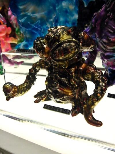 blobpus show at Kaiju Blue
