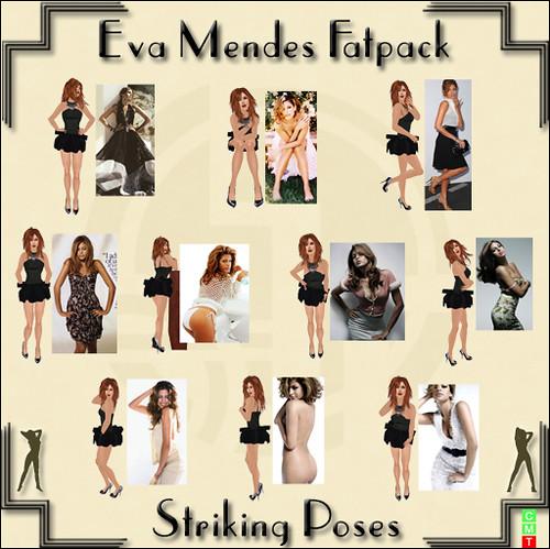 Eva Mendes Fatpack