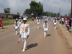 Boikgantsho Primary School drum majorette (iagchurch3) Tags: church dedication god international assemblies iag internationa miag mamelodi
