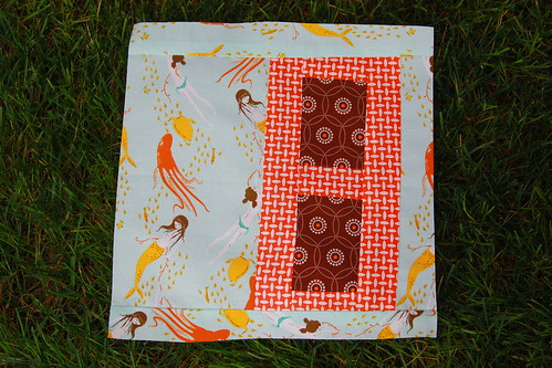 For Nettie - simple block