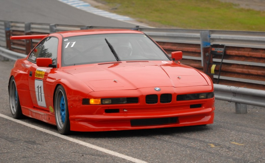 BMW Albany Ny >> Was the 8 series ever raced?