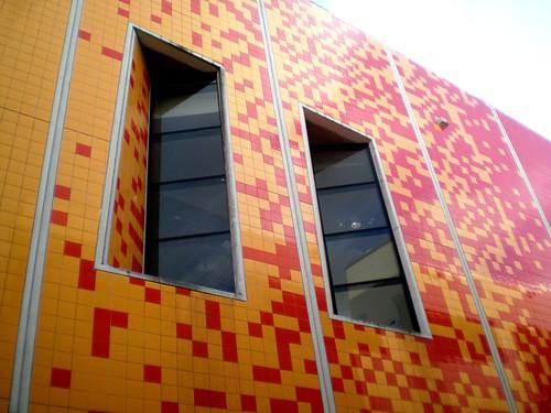 School Of Architecture, Library, FIU (Florida International University),  Coral Gables Miami