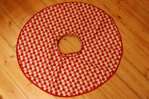 volledige cirkelrok