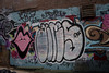 Beso Aims (StarbellyUP.) Tags: chicago graffiti illinois mole beso amuse aims stal besoe