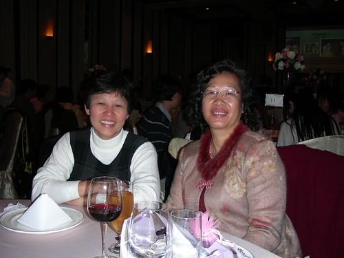 麗庭莊園喜宴 - 媽媽&小阿姨