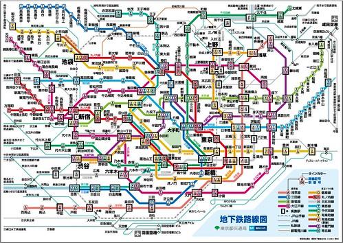 japan-tokyo-metro-map