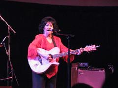 Wanda Jackson at Cain's Ballroom