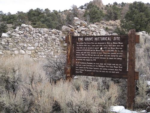 Pine Grove, Nevada - Expedition Portal