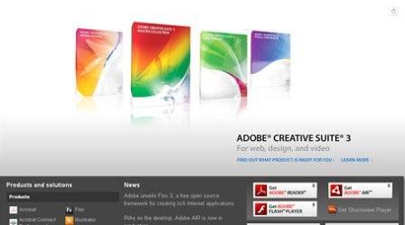 Adobe now
