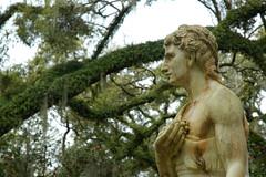 Rosedown gardens (stevesheriw) Tags: louisiana rosedown plantation westfelicianaparish 1835 nationalregisterofhistoricplaces 01000765 danielturnbull antebellum statue garden nationalhistoriclandmark