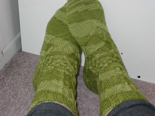 Absinthe Socks
