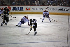 Gonchar's first goal back from injury (Dave DiCello) Tags: city black game net ice sports hockey yellow gold nhl penguin penguins team nikon pittsburgh shot montreal no steel arena national rink civic stick block puck slap pens nikkor canadiens sergei league stanleycup mellon igloo mellonarena civicarena sidneycrosby pittsburghpenguins d40 stanleycupchamps marcandrefleury nationalhockeyleague gonchar stanleycupchampions evgenimalkin theigloo maximetalbot tylerkennedy pittsburghpens maxtalbot d40xpittsburgh consolenergycenter 2009stanleycupchampions pittsburghpenguinsstanleycupchampionspictures civicarenapittsburghpa penguinhockeyteam mellonarenapittsburgh evad310 davedicello pittsurghpenguins stanleycuprings penguinsstanleycupring maxtalbotgame7