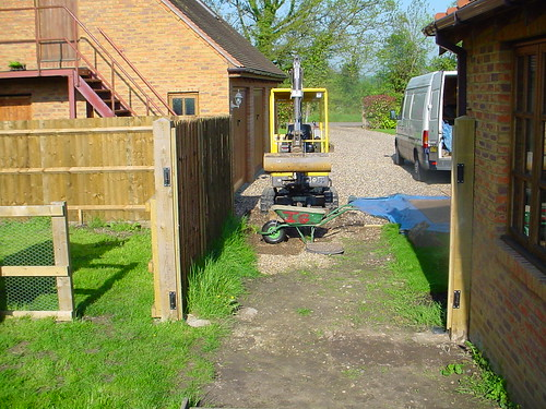 Indian Sandstone Driveway  Image 3