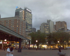 Overcast Sydney