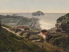 Vista Roque Garachico-1925