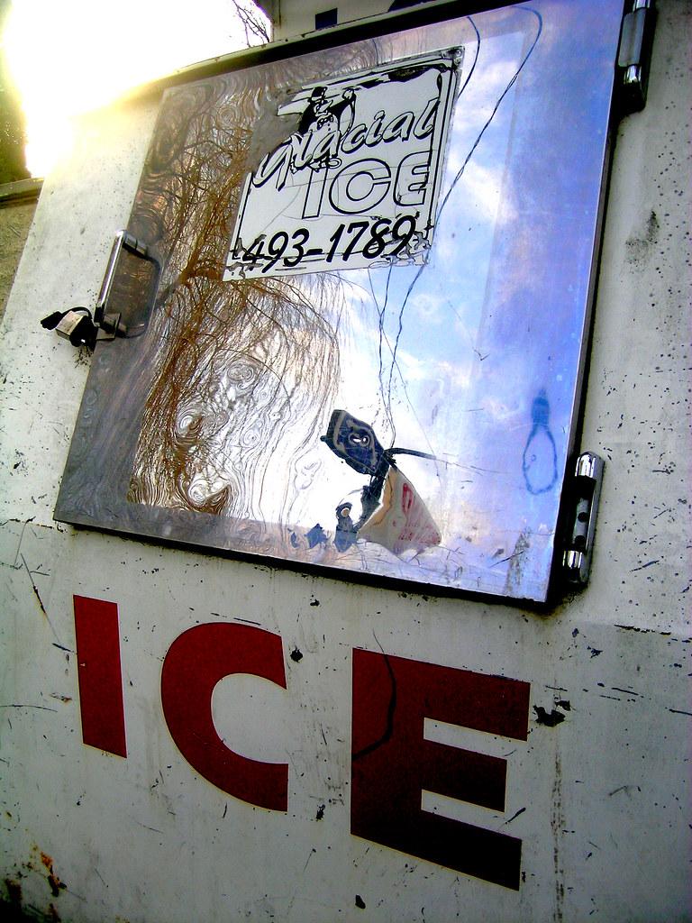 Outdoor Ice Merchandiser
