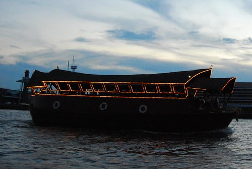 Old Rice Barge
