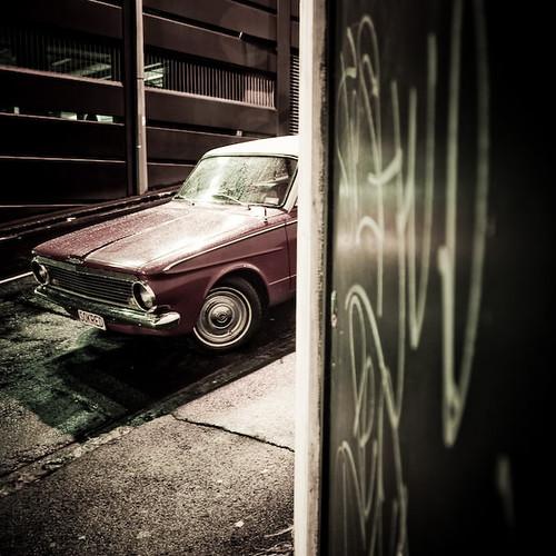 Cuba Gallery: Vintage car