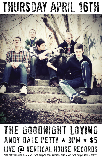 April 16: The Goodnight Loving & Andy Dale Petty