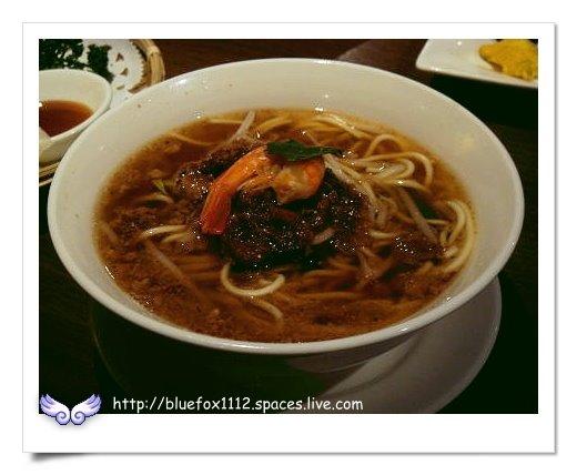 090306故  宮府城晶華08_寶島套餐-傳統擔仔麵