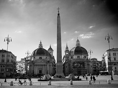 "Piazza del Popolo • <a style=""font-size:0.8em;"" href=""http://www.flickr.com/photos/37214282@N00/3409199630/"" target=""_blank"">View on Flickr</a>"