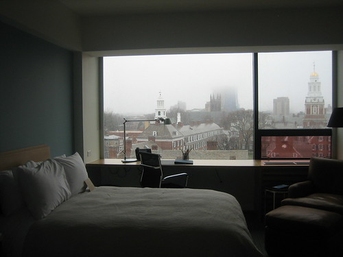 Guestroom, New Haven CT