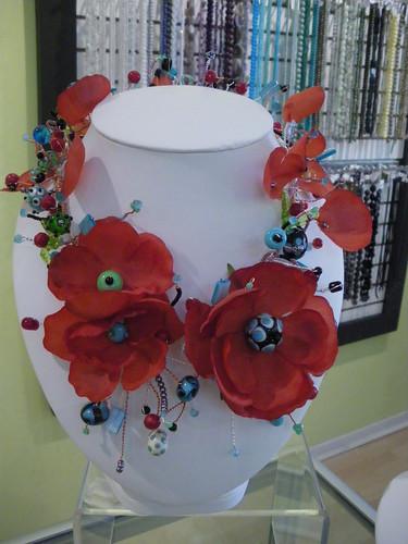Susan Nagy sculptural neckpieces