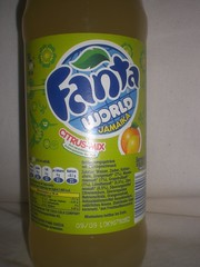 Fanta World Jamaica Back (Like_the_Grand_Canyon) Tags: germany for lemon mix soft time drink beverage pop special german short only april grapefruit soda lime limited edition 2009 available fizzy tangarine