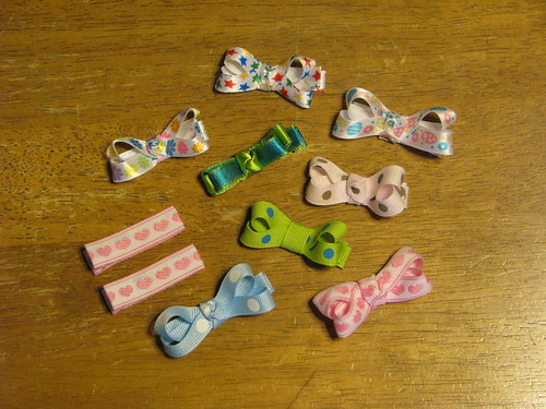 More Hairbows