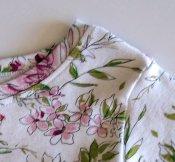 T-shirt Dress *Garden*  3/4