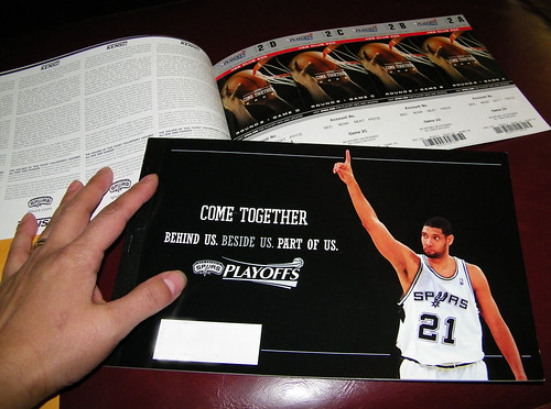 2008-09 Playoff Tix